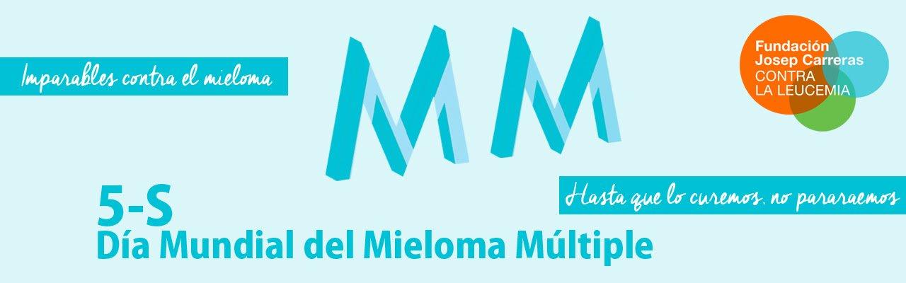 Dia Mundial del Mieloma Múltiple