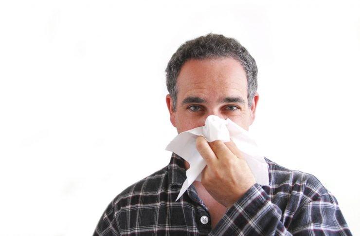 Llega la gripe