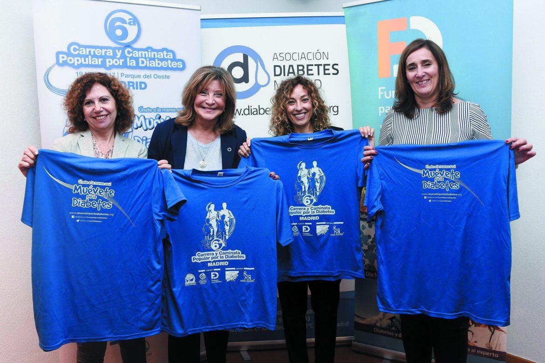 Casi el 30% de las mujeres españolas entre 61 y 75 años padece diabetes