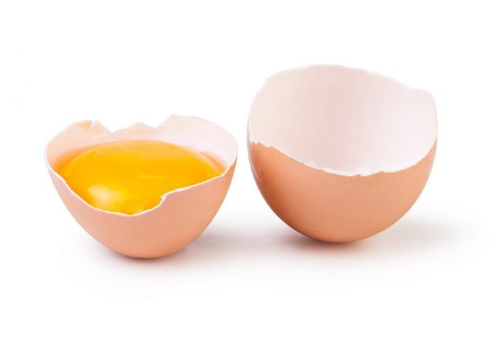 propiedades de la yema de huevo