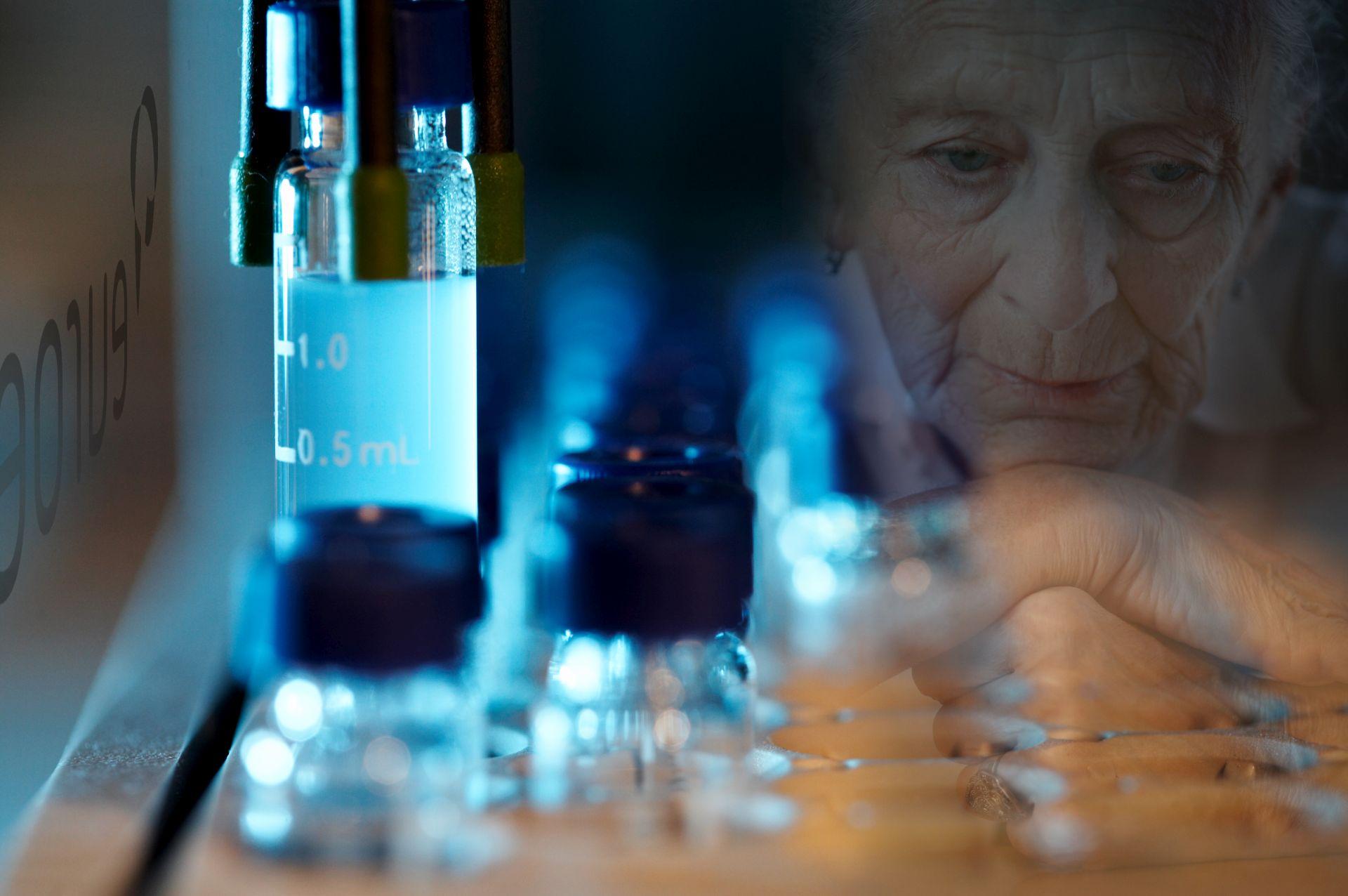 vacuna para el alzheimer