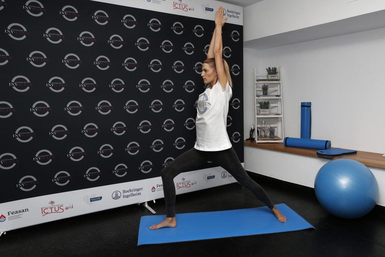 Yoga, Natación, Estiramientos, Caminar y Bicicleta, los top 5 para prevenir el ictus