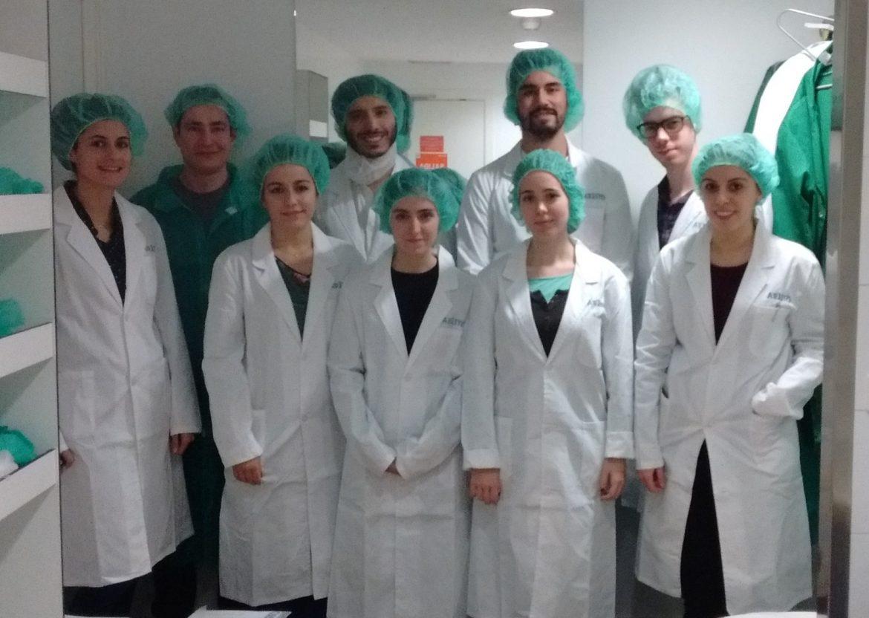 Arranca la primera edición de Lab Day, de formación de futuros farmacéuticos