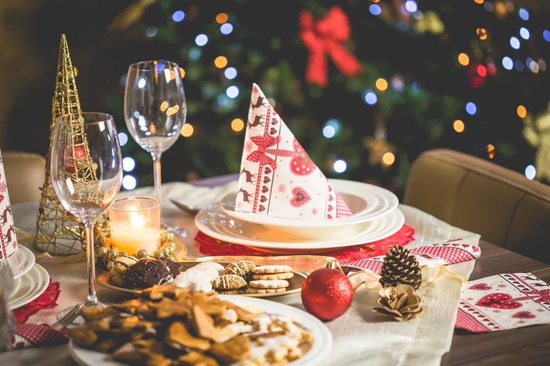 Esta Navidad, carnes saludables, pescado azul, fruta y verdura
