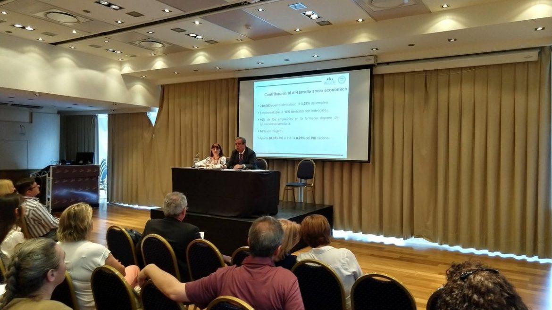 La farmacia española, un referente para la argentina en cuanto a desarrollo asistencial