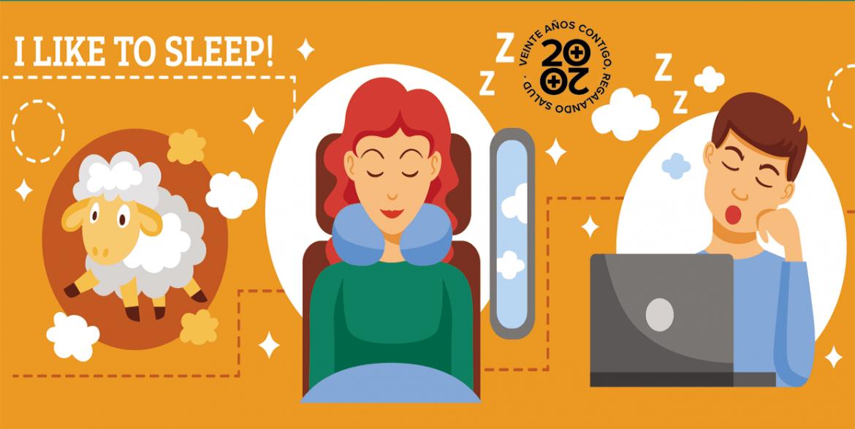 Hipersomnia, exceso de sueño