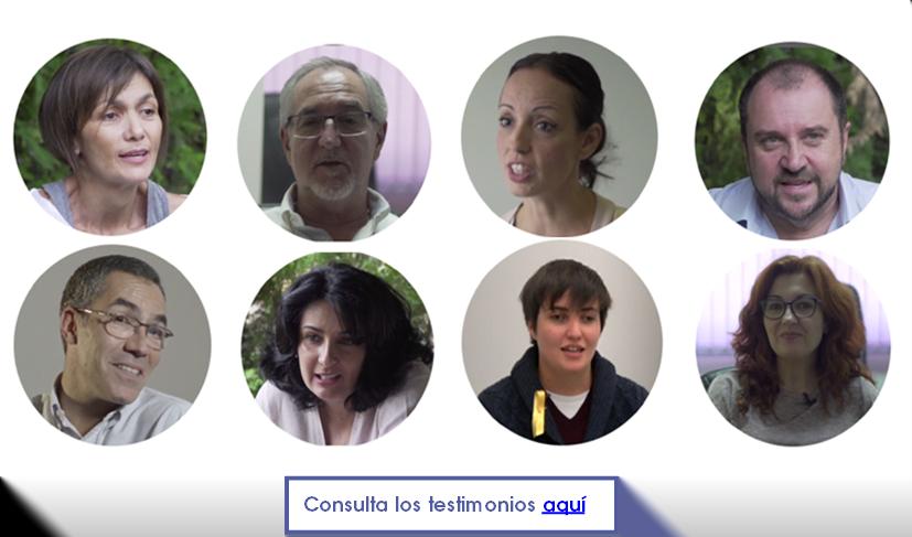 Una campaña recoge testimonios de afectados por esclerosis múltiple