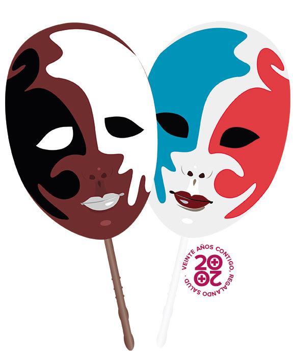 Pestañas postizas, lentillas de colores y maquillaje pueden hacerte daño en Carnaval