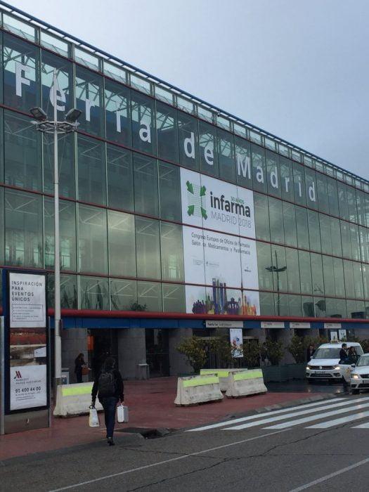 Infarma 2018 reúne a lo más granado de la profesión farmacéutica en Madrid