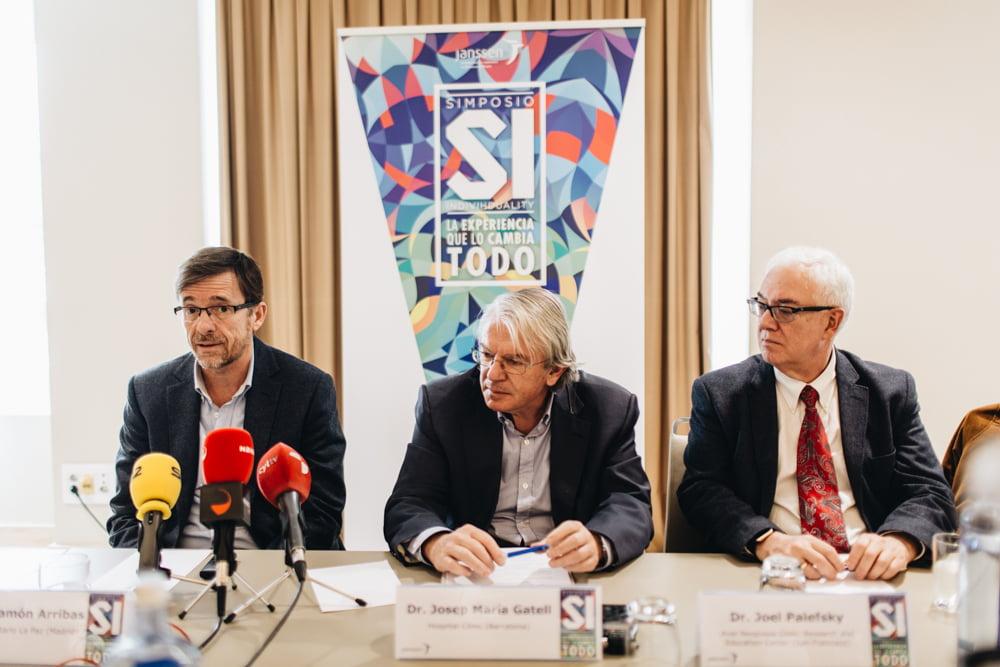Retos del manejo del paciente con VIH, a debate en Madrid