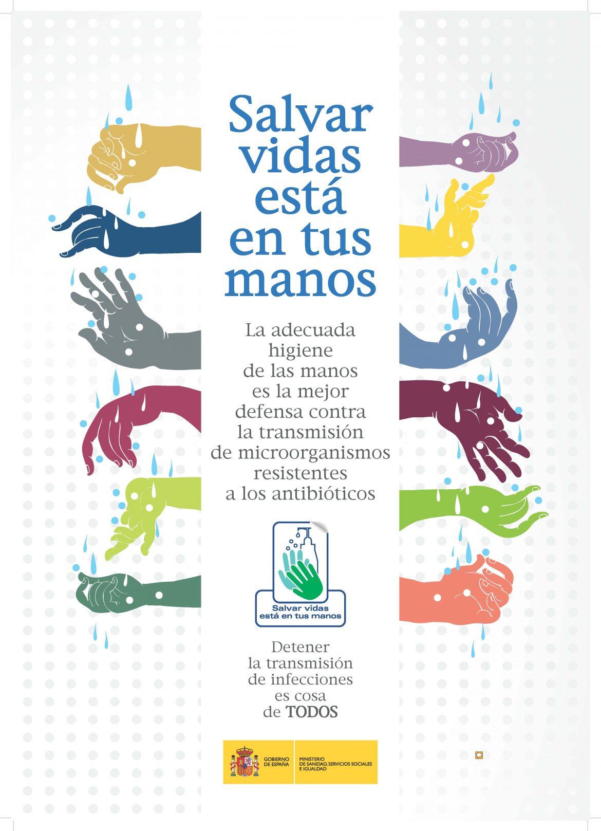 El Día Mundial de Higiene de Manos se centra en la sepsis
