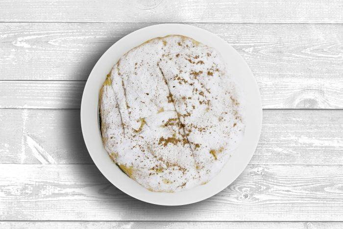 pastela de pollo