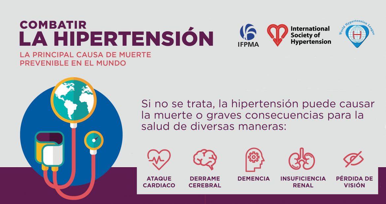 Hipertensión arterial: en mayo, tienes una cita con tu..