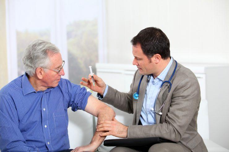 vacunación frente a la neumonía