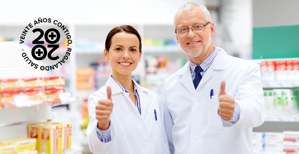 Los farmacéuticos se suman al Día Mundial de la ELA