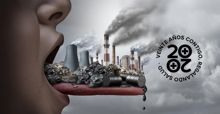 enfermedad y medioambiente