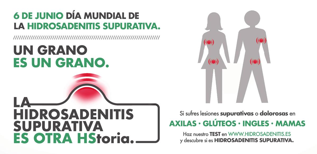 test hidradenitis supurativa