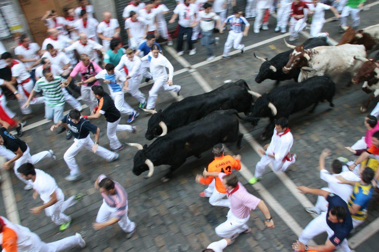 """10 claves para correr """"sin incidentes"""" los Encierros de San Fermín"""