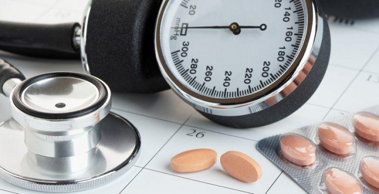 medicamentos contra la hipertensión