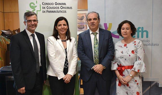 Acuerdo para desarrollar la recertificación de los farmacéuticos hospitalarios