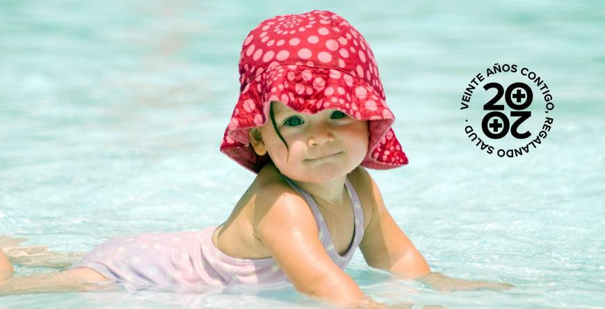 Cómo prevenir ahogamientos en niños