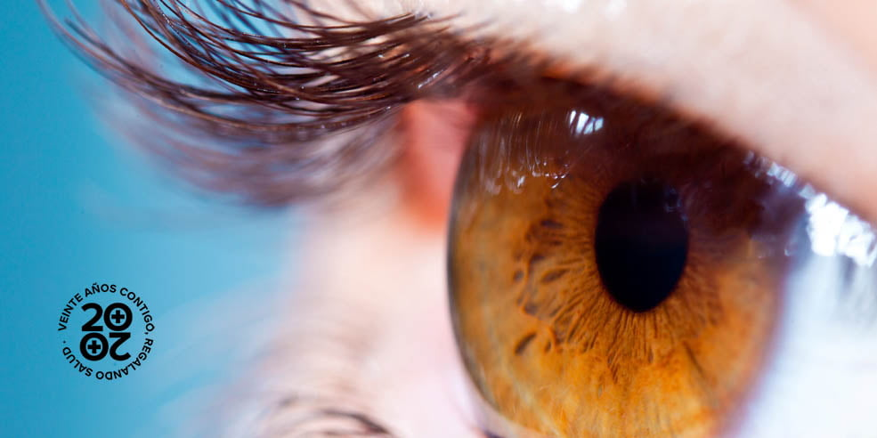 Los ojos chivatos de enfermedades