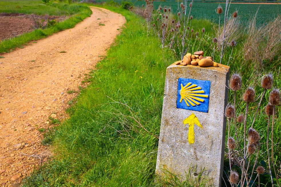 Algunos consejos para hacer el Camino de Santiago sin lesionarse