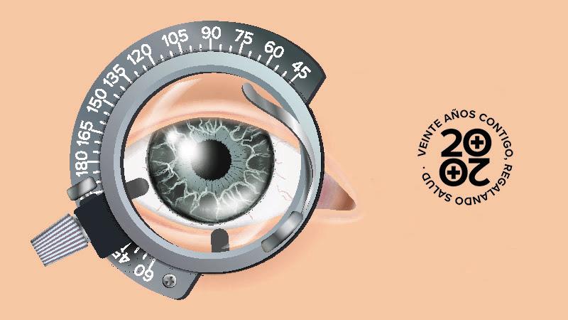 Moscas volantes en la visión: ¿qué son?, ¿entrañan riesgo?