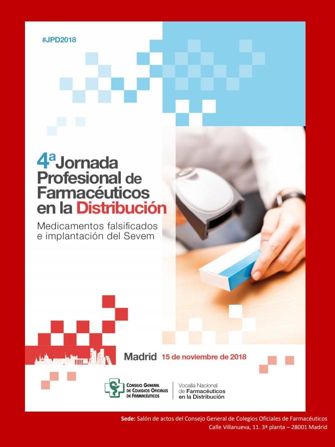 La Distribución Farmacéutica se centra en los medicamentos falsificados y el SEVEM