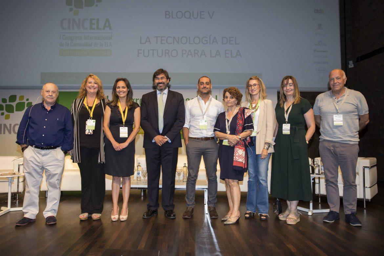 El I Congreso sobre la ELA plantea 7 retos para mejorar la calidad de vida de estos pacientes