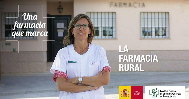 """Arranca la campaña """"una farmacia que marca"""" con la farmacia rural como protagonista"""