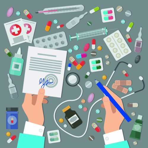 La receta electrónica privada aumenta la seguridad en la prescripción de medicamentos