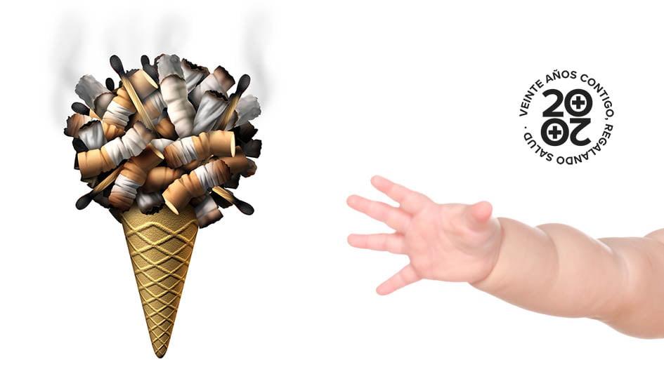 hogares con fumadores