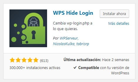 personalizar acceso a wordpress