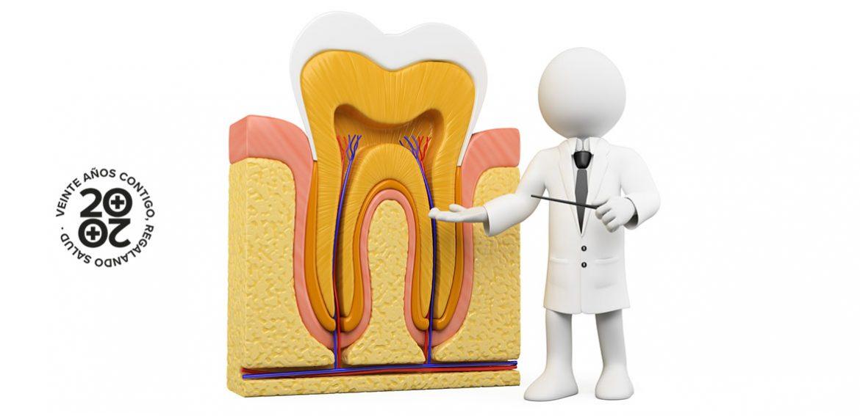 Tener diabetes triplica el riesgo de sufrir periodontitis