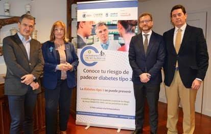 """150 farmacias realizarán test gratuitos para detectar el riesgo de diabetes 2 con la campaña """"Diabetes en tu barrio"""""""