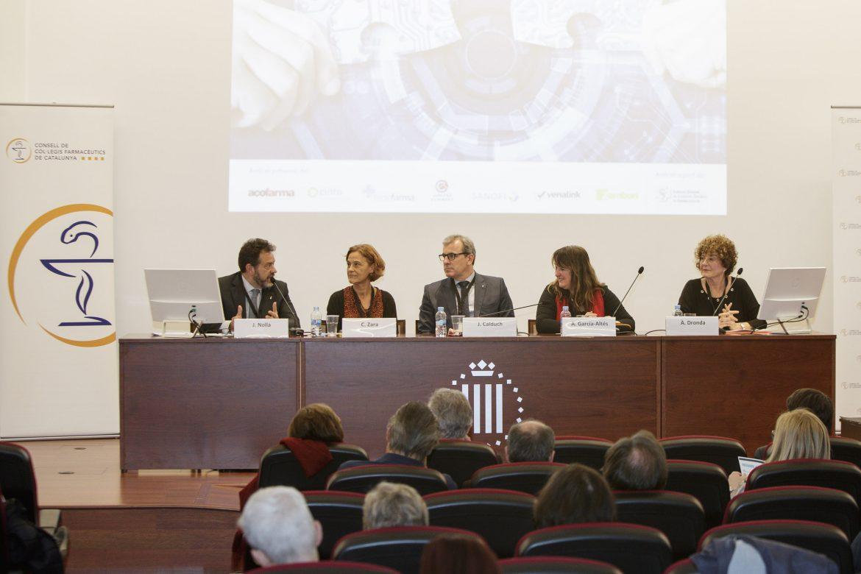 La farmacia catalana destaca la importancia de formar parte de un sistema sanitario integrado