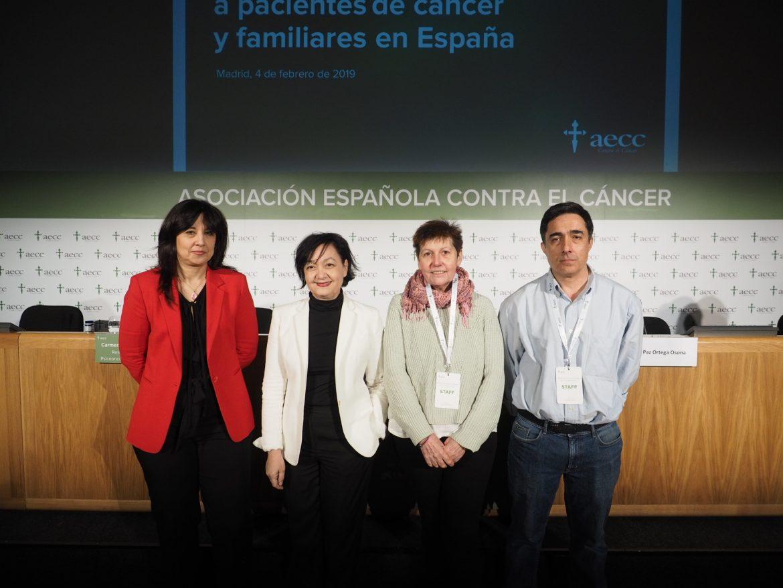 La AECC reclama atención psicológica al paciente con cáncer
