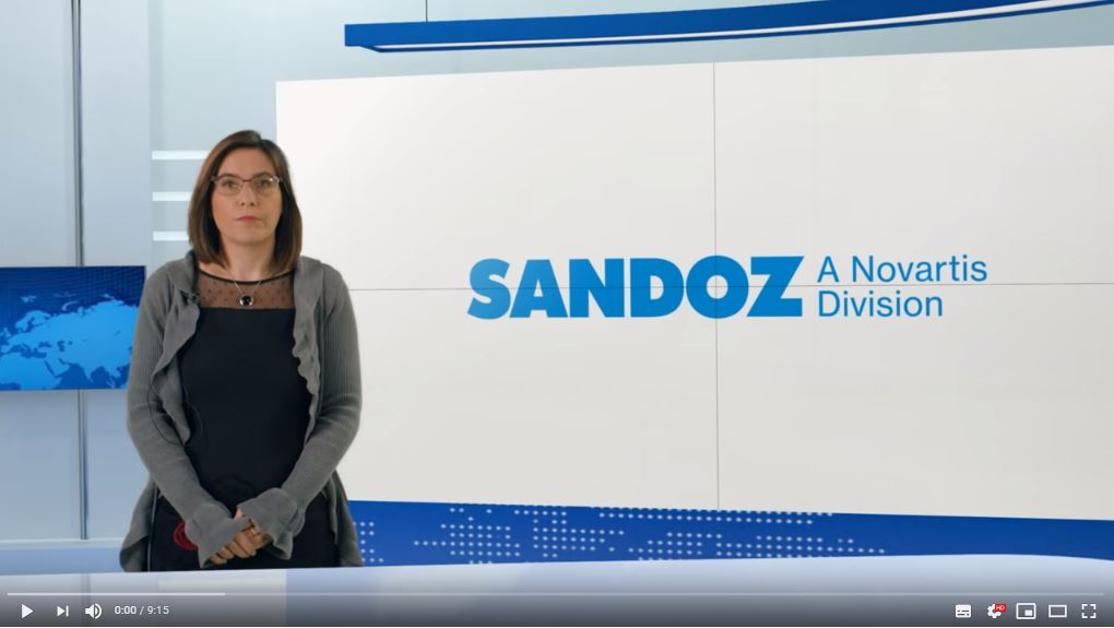 Sandoz lanza un completo proyecto formativo sobre verificación de medicamentos