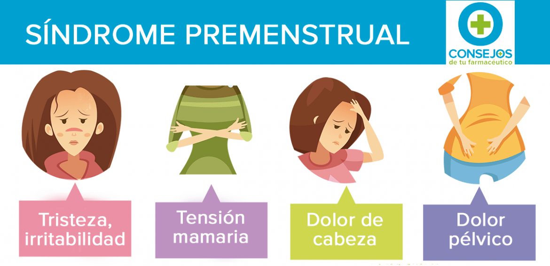 Síndrome premenstrual: ¡lo natural funciona!