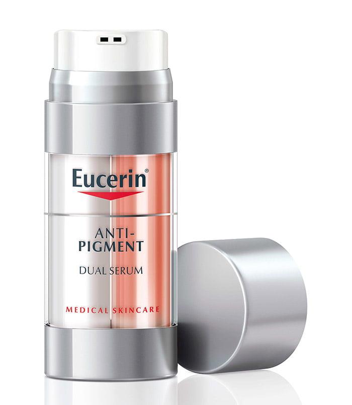 Eucerin lanza la gamaAnti-Pigment, que corrige la hiperpigmentación