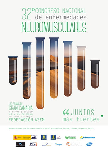 Las patologías neuromusculares, en el foco de los expertos en el próximo 32 Congreso Nacional
