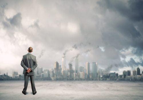 Asma y contaminación: hacia un suicidio colectivo