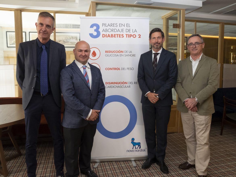 Disponible en España semaglutida, un nuevo análogo del GLP-1 para el tratamiento de la diabetes tipo 2