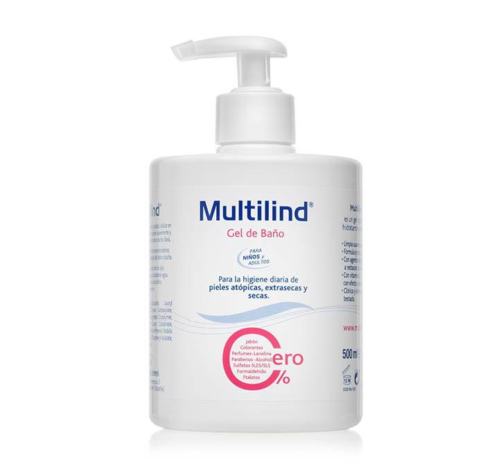Multilind,la gama de productos más completa para pieles atópicas