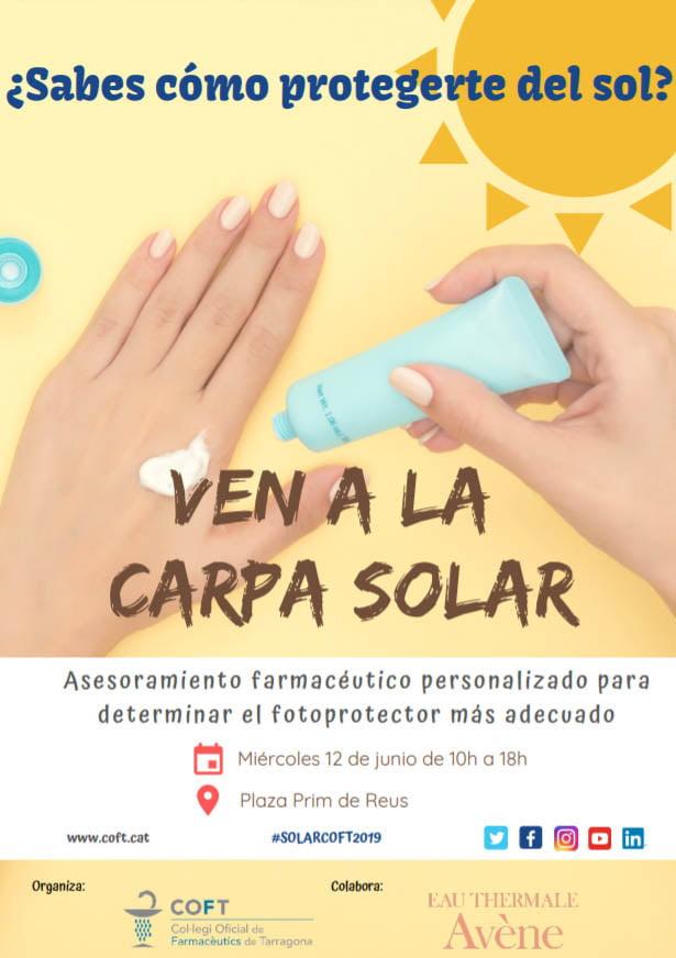 carpa solar