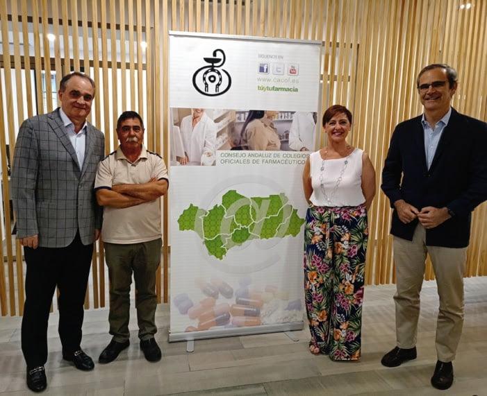La farmacia andaluza y los pacientes diábeticos estudian nuevas vías de colaboración