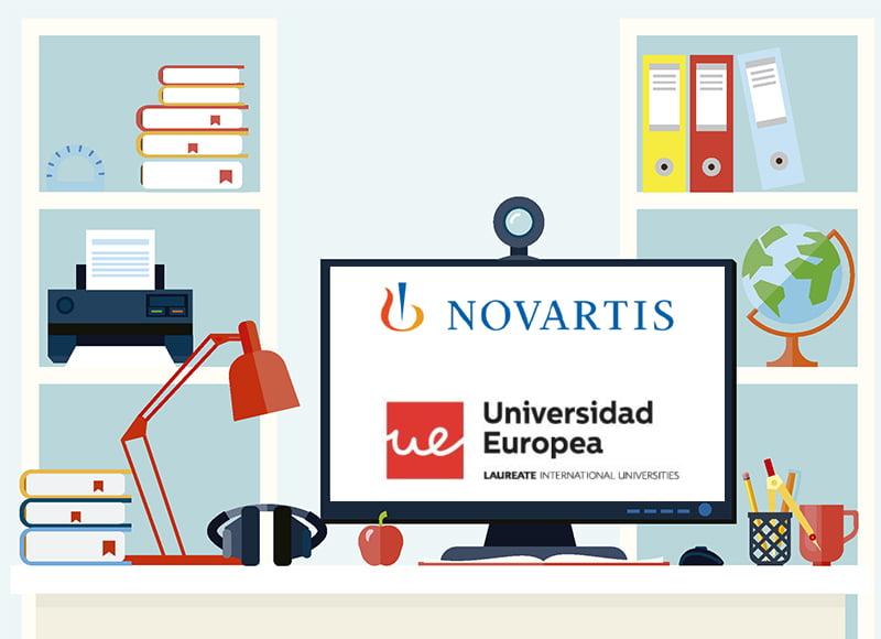 Arranca 'Aula Novartis', programa formativo dirigido a responsables de asociaciones de pacientes