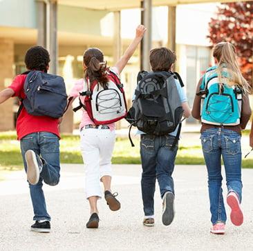 Niños con alergia o asma: 7 consejos para una vuelta al cole segura