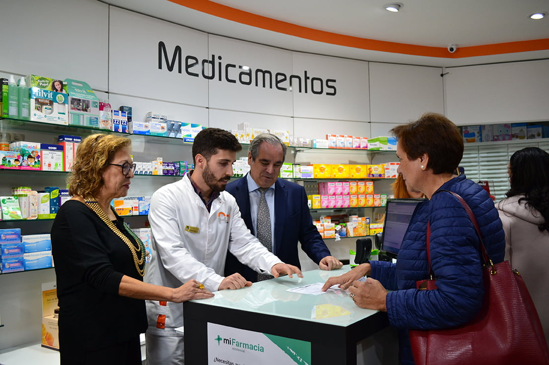 Teruel protagoniza el pilotaje de Mi Farmacia Asistencial para ayudar al paciente a controlar su medicación